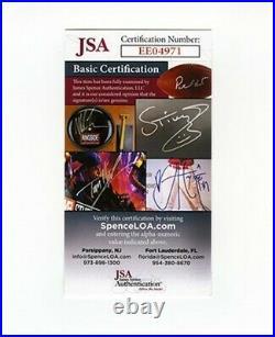 Ahmed Best Jar Jar Binks Star Wars Rolling Stone Signed Autographed Magazine JSA