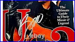 BONO U2 SIGNED Rolling Stone Magazine Cover 8X10 COLOURED PHOTO COA