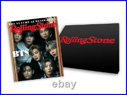 BTS Rolling Stone June 2021 Collectors Box Set 8 Covers Presale Preorder Intl