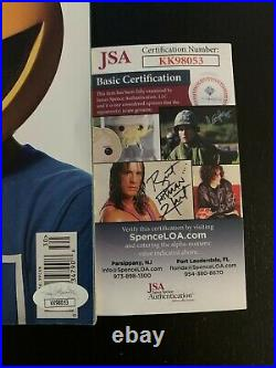 Deadmau5 Signed Rolling Stone Magazine Jsa Coa Autographed