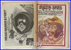 Dr Hook JACK KEROUAC Evel Knievel ALICE COOPER Rolling Stone # 131 March 29 1973
