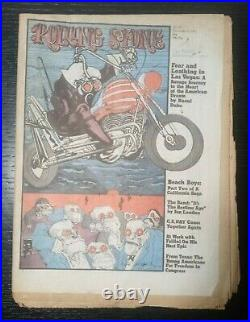 Fear and Loathing in Las Vegas, Rolling Stone No. 95 Nov 11, 1971