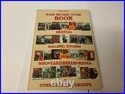 Hans Pokora Book RARE RECORD COVER Beatles Rolling Stones Who+ British Groups HB