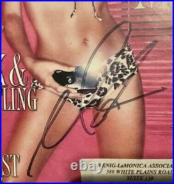 Mariah Carey Signed Rolling Stone Magazine Cover PSA DNA Authentication