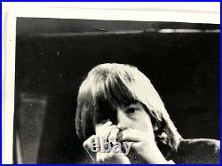 Original Rolling Stones Press Photo Life/people Magazine 1965