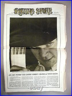 Rolling Stone #100&101 January 20&February 3, 1972 Jerry Garcia/Grateful Dead