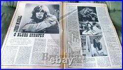 Rolling Stone 1972 Alice Cooper Caetano Veloso John Mayall John McLaughlin