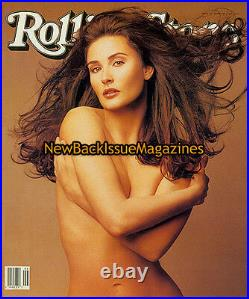Rolling Stone 2/95, Demi Moore, Offspring, Barry White, February 1995, NEW