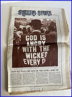 Rolling Stone #95 November 11, 1971 Fear and Loathing in Las Vegas