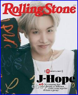 Rolling Stone June 2021 Special Collector's Box Set featuring BTS PRE-ORDER