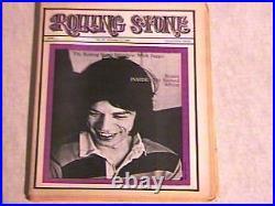 Rolling Stone Magazine #19 Vf-nm'68 Rolling Stones