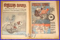 Rolling Stone Magazine #95 #96 Nov 1971 Fearing And Loathing Hunter S. Thompson
