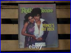 Rolling Stone Magazine April 28,1983 Issue 394 Prince Cover, Very Good Book