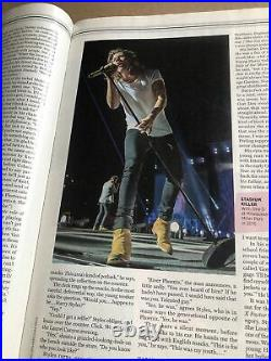 Rolling Stone Magazine Harry Styles From One Direction