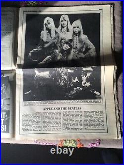 Rolling Stone Magazine Issue #1
