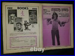 Rolling Stone magazine #38 July 26 1969 Jim Morrison interview Newport'69 NL