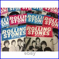 Rolling Stones Monthly Books Complete Set 1-30 (UK)