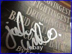 Signed/autographed Fleetwood Mac Rolling Stone Magazine John Mick Lindsey
