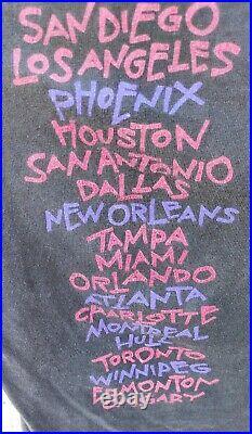 Soundgarden Tour'94 T-Shirt Withbonus Soundgarden Rolling Stone Magazine