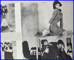 THE ROLLING STONES Rare Shoot Norman Parkinson MARY QUANT GINGER GROUP magazine