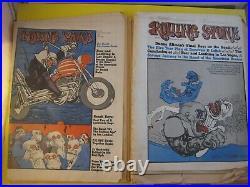 VINTAGE ROLLING STONE Newspaper, magazines.' Fear & Loathing in Las Vegas
