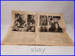 Vintage Rolling Stone Magazine No. 22 November 23, 1968 JOHN LENNON YOKO ONO
