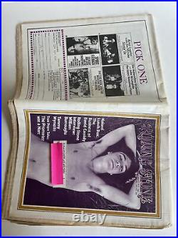 Vintage Rolling Stone magazine #108 May 11, 1972 David Cassidy RARE RARE