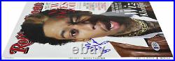 Wiz Khalifa Authentic Signed March 2011 Rolling Stone Magazine BAS #H13325